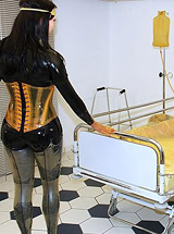 Latex clinic ecstasy