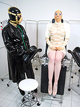 Pussy Camera / Patient Anna Rose + Nurse Latex Lady